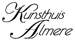 Logo Kunsthuis Almere cadeaus, kunst en curiosa