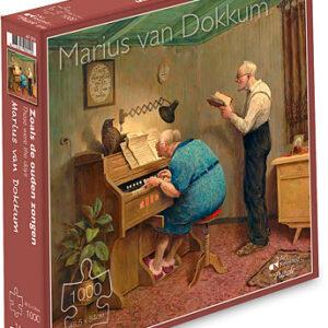 Puzzel Zoals de ouden zongen