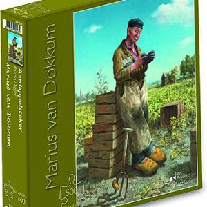Puzzel 100 st Marius van Dokkum Aardappelsteker