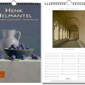 Verjaardagskalender Henk Helmantel