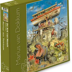 Puzzel Ark van Noach