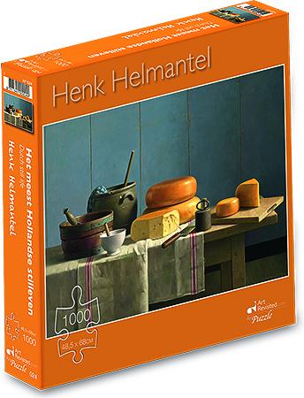 Henk Helmantel Het meest Hollandse Stilleven